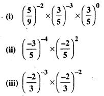 Bihar Board Class 8 Maths Solutions Chapter 10 घातांक और घात Ex 10.1 Q4