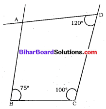 Bihar Board Class 8 Maths Solutions Chapter 7 ज्यामितीय आकृतियों की रचना Ex 7.4 Q1