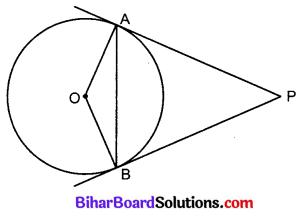 Bihar Board Class 10 Maths Solutions Chapter 10 वृत्त Ex 10.2 Q10