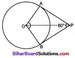 Bihar Board Class 10 Maths Solutions Chapter 10 वृत्त Ex 10.2 Q3