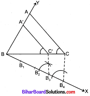 Bihar Board Class 10 Maths Solutions Chapter 11 रचनाएँ Additional Questions LAQ 2