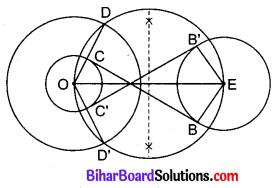 Bihar Board Class 10 Maths Solutions Chapter 11 रचनाएँ Additional Questions LAQ 6