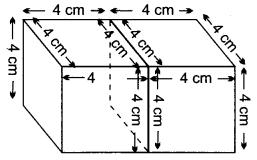 Bihar Board Class 10 Maths Solutions Chapter 13 पृष्ठीय क्षेत्रफल एवं आयतन Ex 13.1 Q1