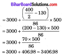 Bihar Board Class 10 Maths Solutions Chapter 14 सांख्यिकी Ex 14.3 Q5.3