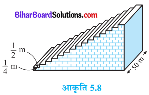 Bihar Board Class 10 Maths Solutions Chapter 5 समांतर श्रेढ़ियाँ Ex 5.4 Q5