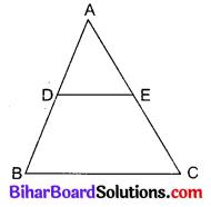 Bihar Board Class 10 Maths Solutions Chapter 6 त्रिभुज Ex 6.2 Q8
