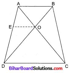 Bihar Board Class 10 Maths Solutions Chapter 6 त्रिभुज Ex 6.2 Q9