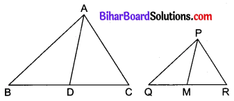 Bihar Board Class 10 Maths Solutions Chapter 6 त्रिभुज Ex 6.3 Q16