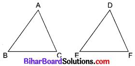 Bihar Board Class 10 Maths Solutions Chapter 6 त्रिभुज Ex 6.4 Q4