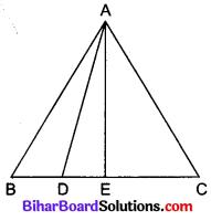 Bihar Board Class 10 Maths Solutions Chapter 6 त्रिभुज Ex 6.5 Q15