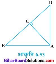 Bihar Board Class 10 Maths Solutions Chapter 6 त्रिभुज Ex 6.5 Q3
