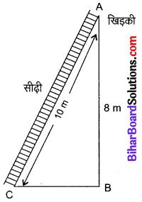 Bihar Board Class 10 Maths Solutions Chapter 6 त्रिभुज Ex 6.5 Q9