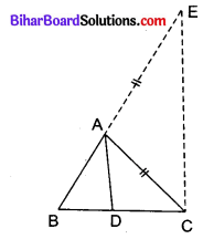 Bihar Board Class 10 Maths Solutions Chapter 6 त्रिभुज Ex 6.6 Q9.1