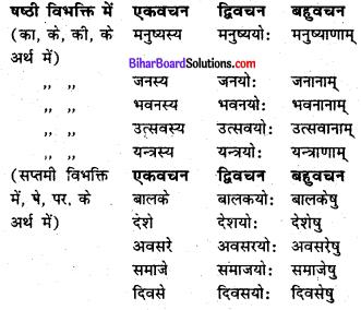 Bihar Board Class 6 Sanskrit Solutions Chapter 10 सामाजिकं समत्वम् 1