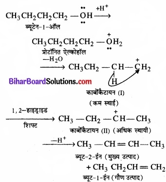 BIhar Board Class 12 Chemistry Chapter 11 ऐल्कोहॉल, फ़िनॉल एवं ईथर img-11