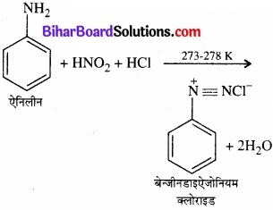 BIhar Board Class 12 Chemistry Chapter 13 ऐमीन img-43