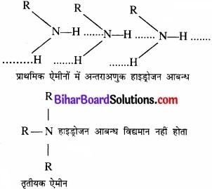 BIhar Board Class 12 Chemistry Chapter 13 ऐमीन img-45