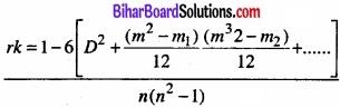Bihar Board Class 11 Economics Chapter 7 सहसंबंध Part - 2 img 8