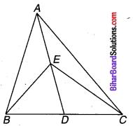 Bihar Board Class 9 Maths Solutions Chapter 9 समान्तर चतुर्भुज और त्रिभुजों के क्षेत्रफल Ex 9.3 Q 1