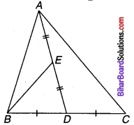 Bihar Board Class 9 Maths Solutions Chapter 9 समान्तर चतुर्भुज और त्रिभुजों के क्षेत्रफल Ex 9.3 Q 2