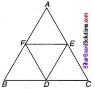 Bihar Board Class 9 Maths Solutions Chapter 9 समान्तर चतुर्भुज और त्रिभुजों के क्षेत्रफल Ex 9.3 Q 5
