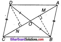 Bihar Board Class 9 Maths Solutions Chapter 9 समान्तर चतुर्भुज और त्रिभुजों के क्षेत्रफल Ex 9.3 Q 6