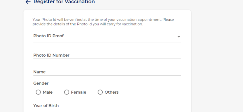 How To Registration Online For Corona Vaccine?