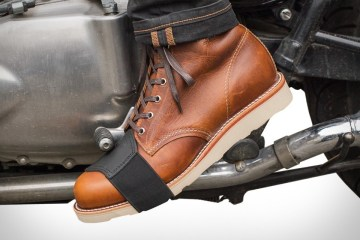 Motorcycle Shoe Protectors on the market
