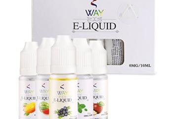Best Vaping E-liquids on The Market