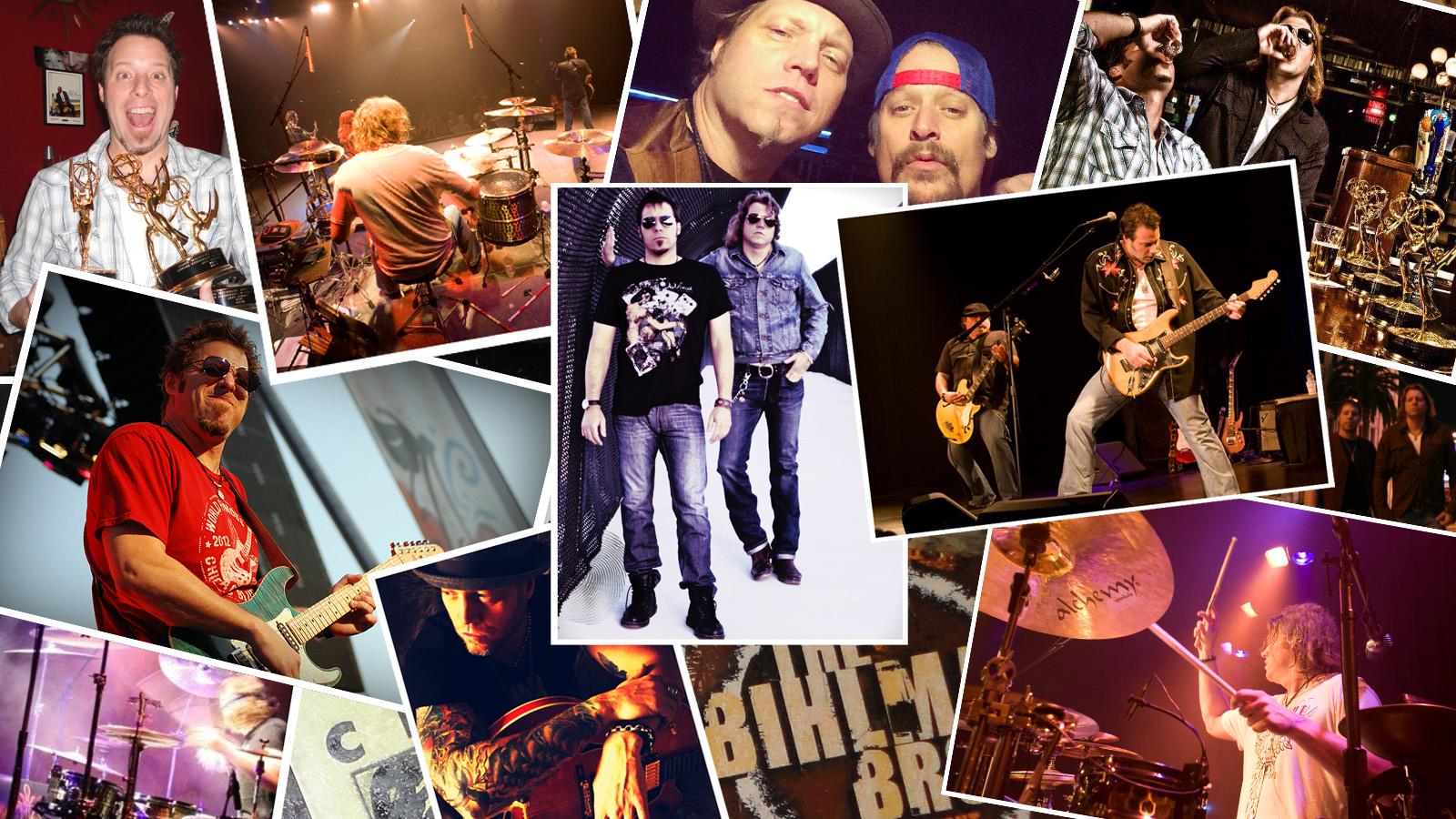 bihlman bros collage