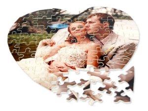 Фотопазлы сердце