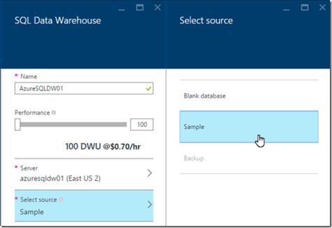 Install Azure SQL Data Warehouse 06
