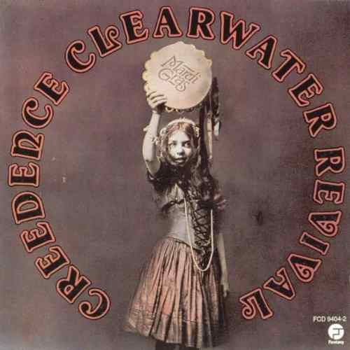 Creedence Clearwater Revival - Mardi Gras - FANTASY - 0025218451819