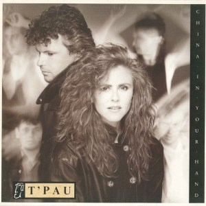 T'pau - China In Your Hand (picture Disc) - VIRGIN RECORDS - 0602537541874