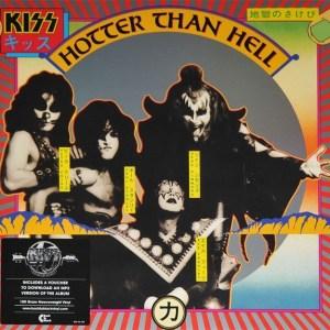 Kiss - Hotter Than Hell - 602537715497 - CASABLANCA RECORDS