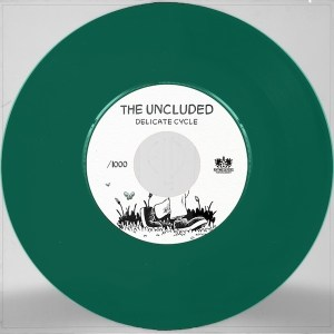 The Uncluded (KIMYA Dawson&Aesop Rock) - Delicate Cycle / Earthquake - RSE-163-1 - RHYMESAYERS