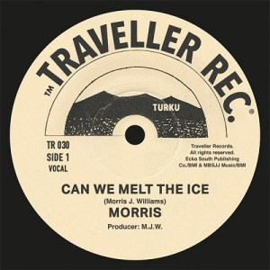 Morris - Can We Melt Ice - TR030 - TRAVELLER RECORDS