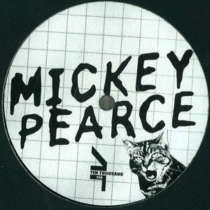 Mickey Pearce - Tempted/ Softly Softly - TTY008 - TEN THOUSAND YEN