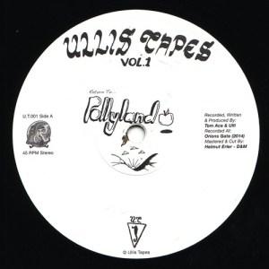 Bejjer & Ulli|Tom Ace - Ullis Tapes Vol.1 - UT001 - ULLIS TAPES