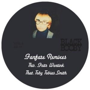 Black Booby - Fanfare Remixes/ T. Tobias