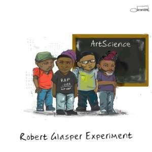Robert Glasper - Artscience - 602547970527 - BLUE NOTE