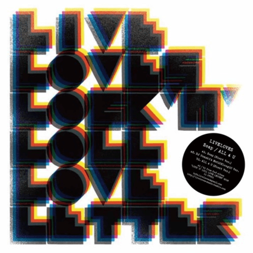Liveloves - Soap - LL07001 - LL RECORDS