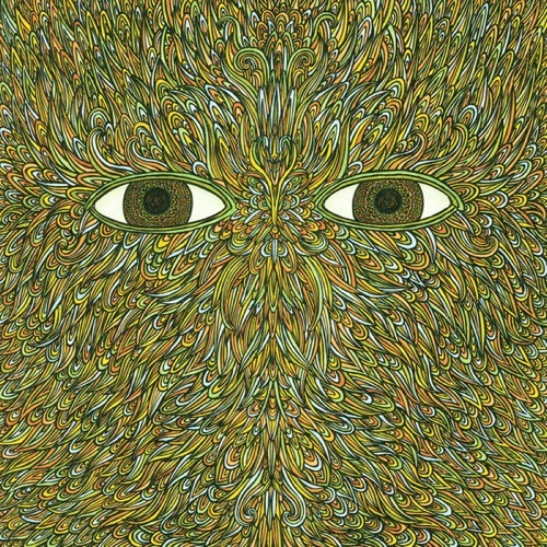 Flying Lotus - Pattern+Grid World - WAP308 - WARP