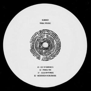 Nummer - Tribal Trouble - NUMM05 - NUMMER