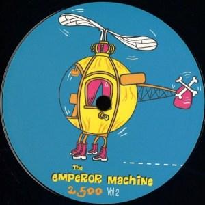 The Emperor Machine - 2500 Vol. 2 (incl. Wolf Müller  Remix) - INT035 - INTERNASJONAL