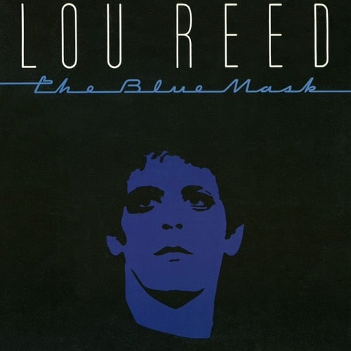 Reed Lou - The Blue Mask - RCA - 0889853490813