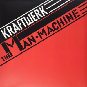Kraftwerk - Man Machine - 5099996602218 - KLING KLANG