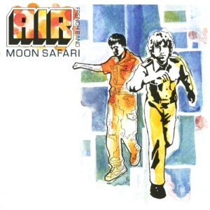 Air - Moon Safari - 724384497811 - PARLOPHONE