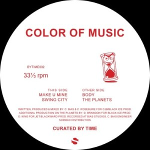 Color of Music - Make U Mine - BYTIME002 - CURATED BY TIME