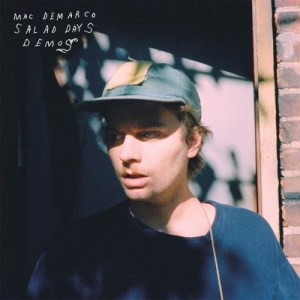 Demarco|Mac - Salad Days Demos - CT-SP-004 - CAPTURED TRACKS